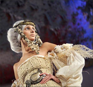 United Nations EcoChic Geneva Fashion Show