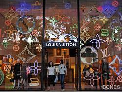 Увеличават се продажбите на луксозни стоки на LVMH