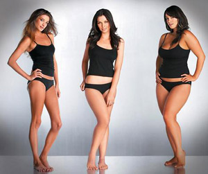 Бъдете леко дебели, за да бъдете здрави
