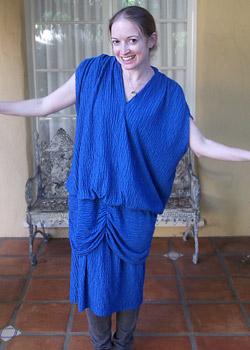 Американска дизайнерка шие по една нова дреха всеки ден