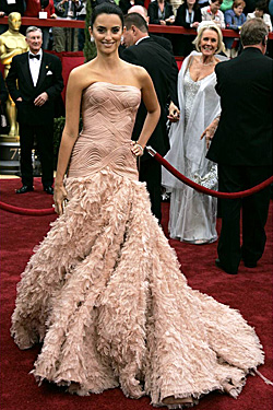Пенелопе Крус - най-добре облечената актриса на Оскарите