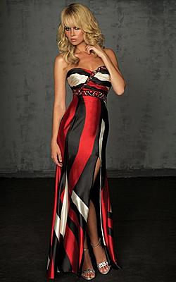 Тенденции в абитуриентските рокли за 2010
