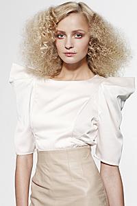 Тенденции пролет-лято 2010 - коса и прически
