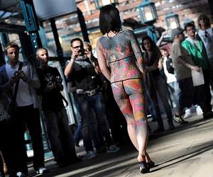 Завръща се модата на временните татуировки