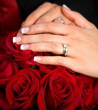 Маникюр за сватбения ден