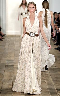 Модни тенденции за пролет-лято 2011