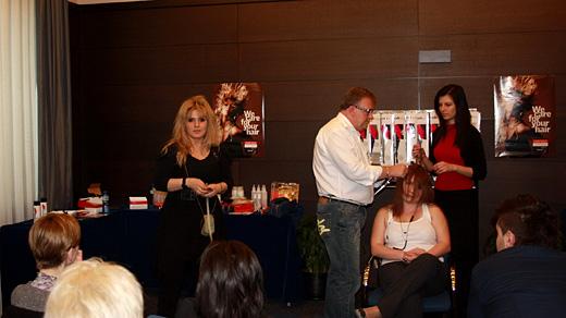 Hair Talk семинар