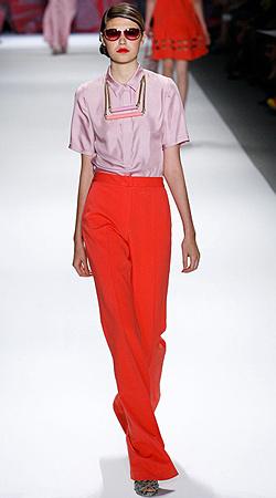 Модни тенденции пролет-лято 2011: Код Оранжево