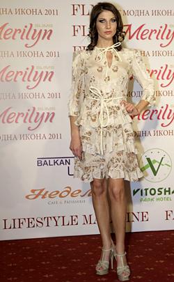 Най-елегантните българи за 2011 година получиха високия приз БГ МОДНА ИКОНА