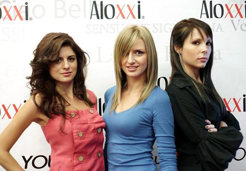 Козметика за коса Aloxxi
