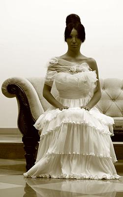 Новата колекция булченски рокли на модна къща Принцес