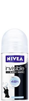 NIVEA INVISIBLE FOR BLACK & WHITE