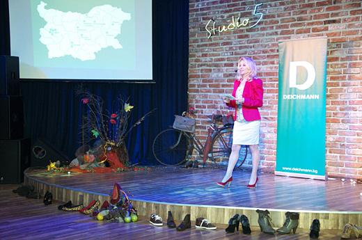 Deichmann очерта актуалните тенденции при обувките за сезон есен/зима 2011/2012