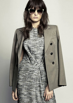 Колекция есен-зима 2011-2012 на модна къща Escada