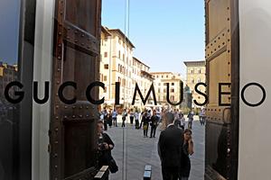 Гучи откри музей във Флоренция