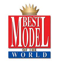 Парадокс или не - с българска роза вместо с български трикольор на конкурса Най-добър модел в света