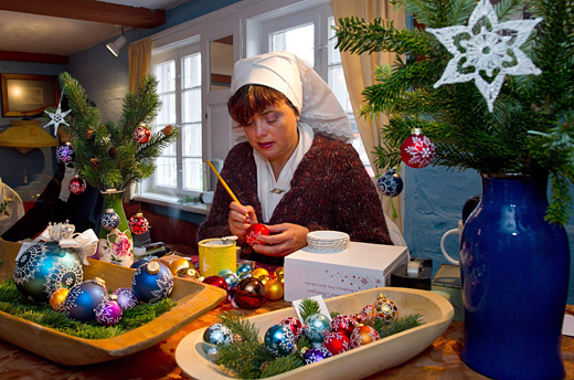 Историята на Коледа по света