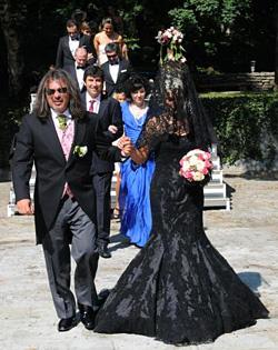 Кремена и Маги Халвадиян се ожениха като в приказките