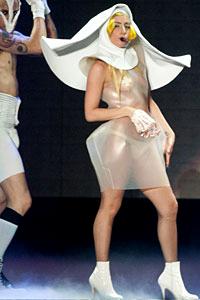 Лейди Гага бе избрана за Модна икона 2011