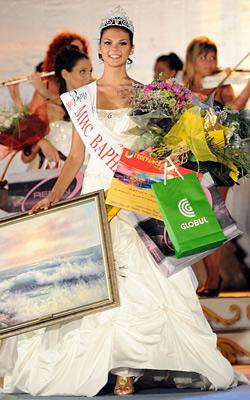 Започва борбата за короната на Мис Варна 2011