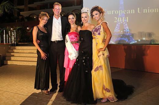 Мисис Европейски Съюз 2011 се проведе в Свети Влас