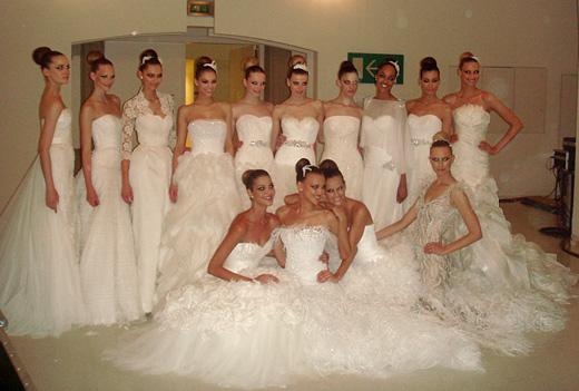 Колекция 2012 на Pronovias