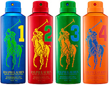 Ralph Lauren разшири мъжката си парфюмерийната линия