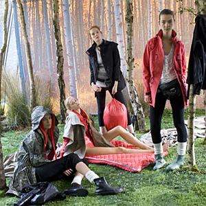 Adidas by Stella McCartney - колекция пролет-лято 2011