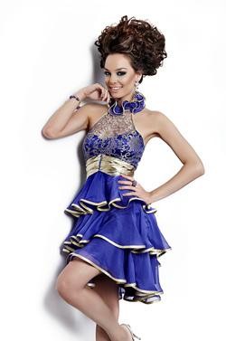 актуални модели бални рокли за пролет-лято 2011
