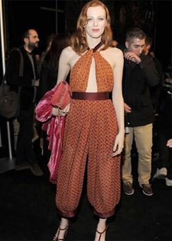 Най-добре облечените знаменитости по време на модната седмица в Ню Йорк