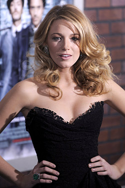 Актрисата Блейк Лайвли е най-желаната жена