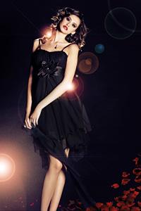 Dress Code: червено и черно