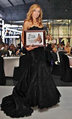 Цвети Разложка е Fashion Idol на бала на топмоделите