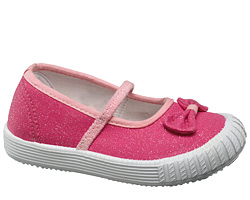 Най-актуалните модели обувки за малките принцесите на мама