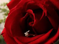 Диамант или стих за Свети Валентин