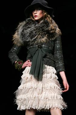 Модни тенденции есен-зима 2011/2012: Кожа, велур и набук са хит