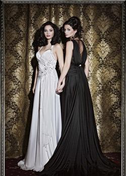 Софи Маринова и Теодора избраха тоалети на Romantika Fashion