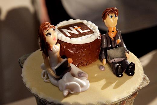 Сватба в стил Facebook за първи път в България