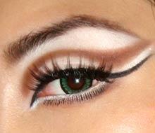 Как да си направите сами перфектен грим на очите