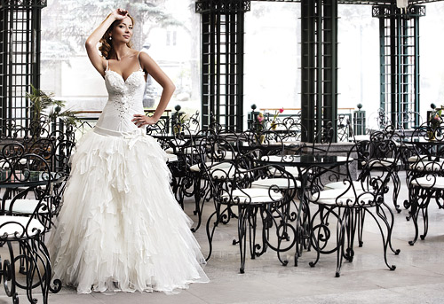 Сватбена мода - Романтично лято