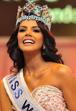 Мис Свят 2011 е от Венецуела, мис България е първа в онлайн гласуването