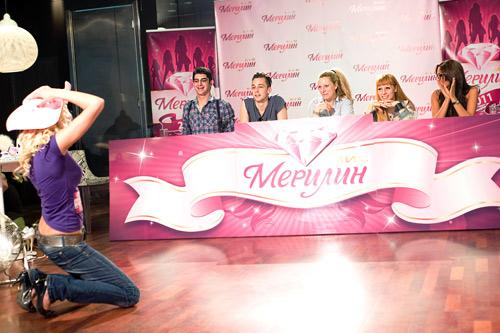 Горещите летни кастинги Мис Мерилин 2011 продължават
