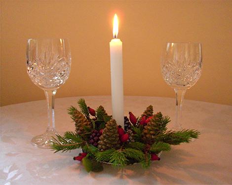 Как да си направим сами новогодишна украса