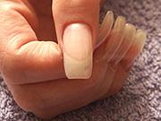 Дизайн за нокти Оранжево лято