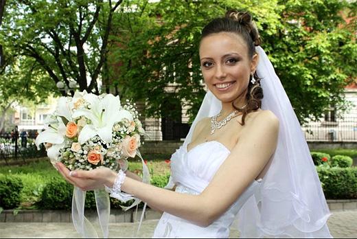 Парад на булките в Русе