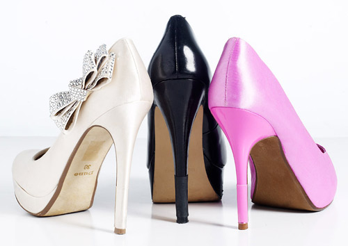 По-дълъг живот за вашите любими обувки с висок ток