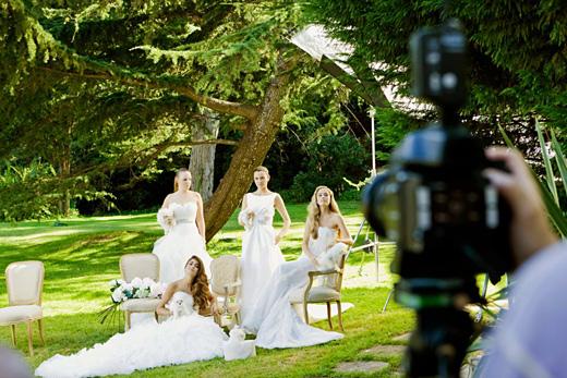 Европейски принцеси изгряха в сватбени тоалети на Pronovias