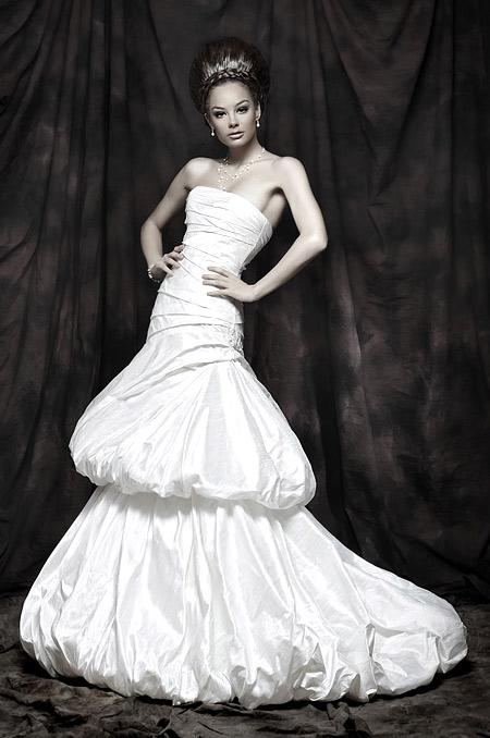 Колекция булчински рокли 2011 на Ателие Симон