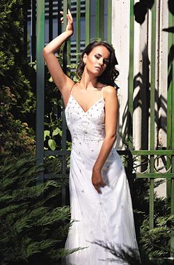 Тенденции в сватбените рокли за сезон есен 2011