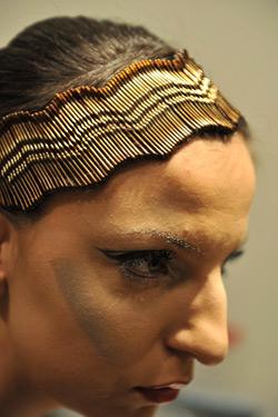Изкуство в косите